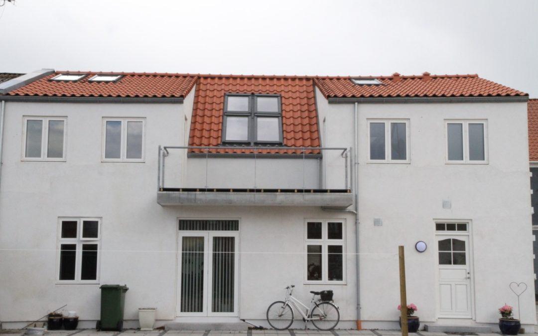 Nyrenoveret 4 værelses lejlighed i Løgstør centrum