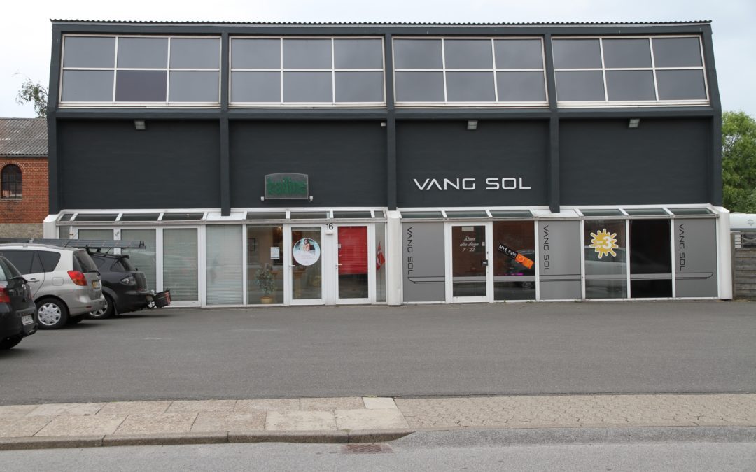 Erhvervslejemål – Østergade 16 i Løgstør- Frisørsalon eller klinik