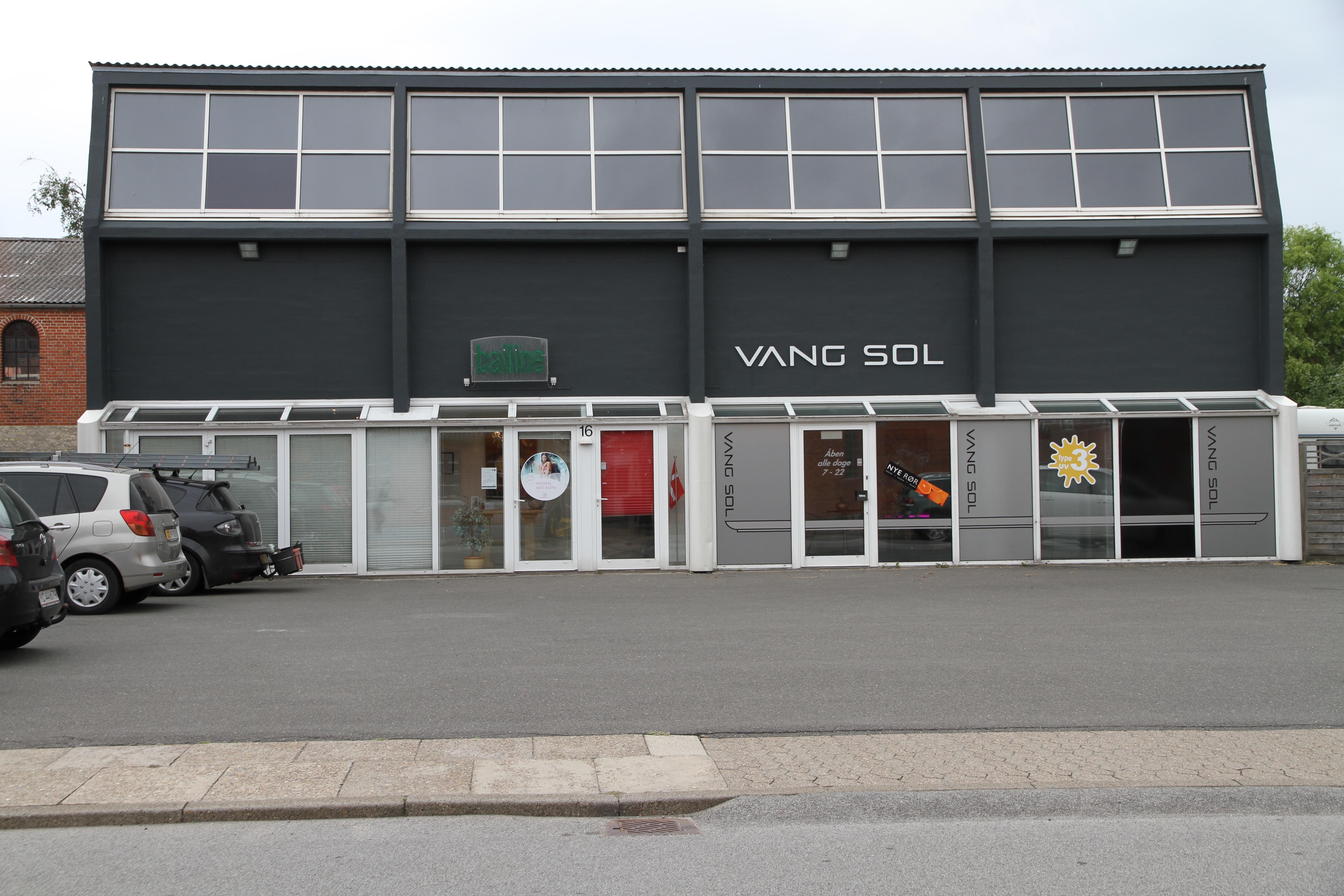 Veggerby Ejendomme - Erhvervslejemål i Løgstør - Østergade 16