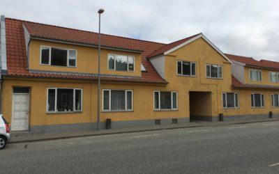 Centralt belligende 4 værelses lejlighed i Løgstør- Bredgade 7B 1. th