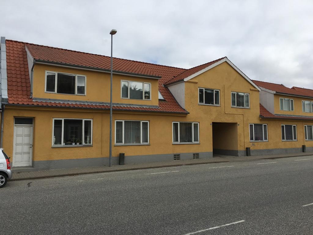 Veggerby Ejendomme - Lejlighed i Løgstør -Østerbrogade 5