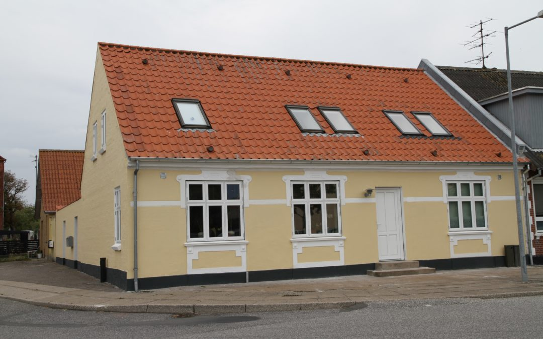 Lejlighed/hus i 2 plan på 117 m2 i Løgstør- Rådhusgade 27