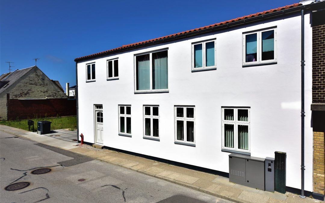 3 værelses lavenergi lejlighed i Løgstør – Jernbanegade 9B st.