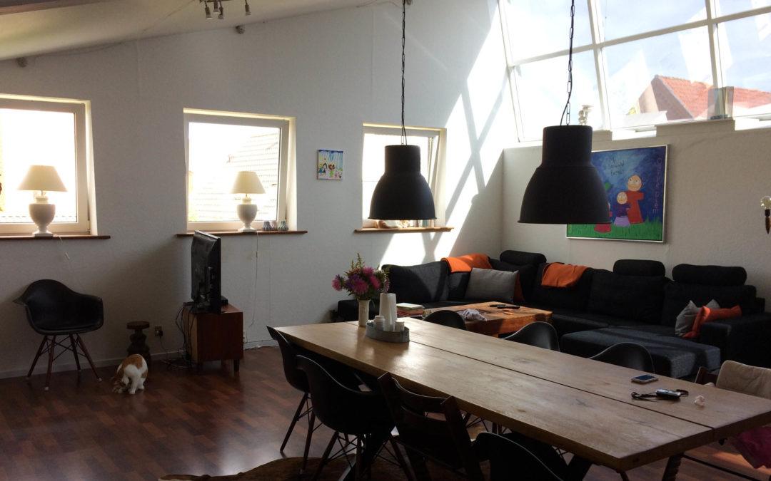 Stor lejlighed på 132m2 i Løgstør – Østergade 16 1.sal