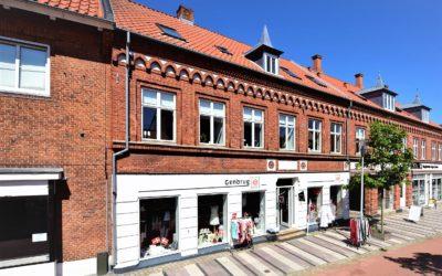 2 værelses lejlighed i 2 plan i Løgstør – Østerbrogade 5 1tv