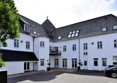 Facade-Gård Jernbanegade 15-19