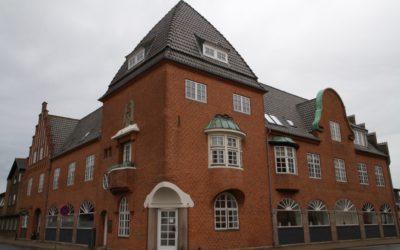 4 værelses lejlighed i 2 plan i Løgstør – Jernbanegade 15B