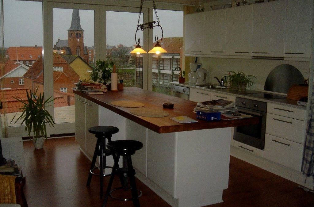 Flot 4 værelses lejlighed i Løgstør – Østerbrogade 22b, 2. sal